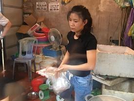 Không có chuyện chính quyền ngăn cản nạn nhân 'bị hắt dầu luyn' bán thịt lợn