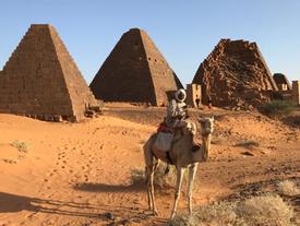 Phát hiện hàng trăm kim tự tháp 'ẩn mình' ở Sudan