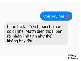 Cực hài những tin nhắn 'bá đạo' của bà mẹ thời đại smartphone