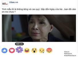 Bạn biết những sự thật gì về biểu tượng 'bông hoa tím' gây tranh cãi Facebook?