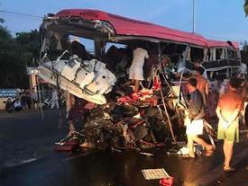 Ảnh nóng nhất tuần: Xe khách biến dạng trong vụ tai nạn ở Gia Lai ám ảnh người xem