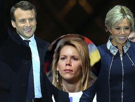 Con gái phu nhân Tổng thống Pháp lên tiếng về mối tình đặc biệt của mẹ