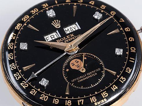 Đồng hồ của vua Bảo Đại giá 5 triệu USD, đắt nhất thế giới