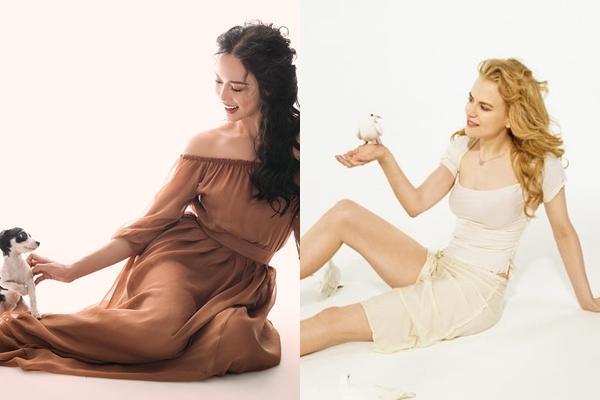 Vũ Ngọc Anh thích được khen tinh tế như Nicole Kidman