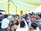 Lễ hội Bia Sư tử Trắng: 'Tình chí cốt' lan tỏa miền Tây