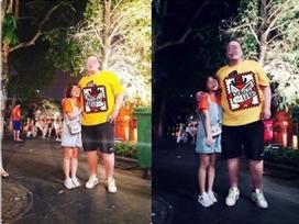 Cô gái gặp rắc rối khi bị hiểu nhầm có bạn trai Tây nặng 140 kg