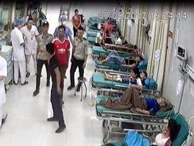 Đề nghị Bộ Công an hỗ trợ dẹp nạn côn đồ tấn công bệnh viện