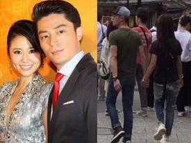 Gần 1 năm sau ngày cưới, Hoắc Kiến Hoa và Lâm Tâm Như mới cùng nhau đi du lịch