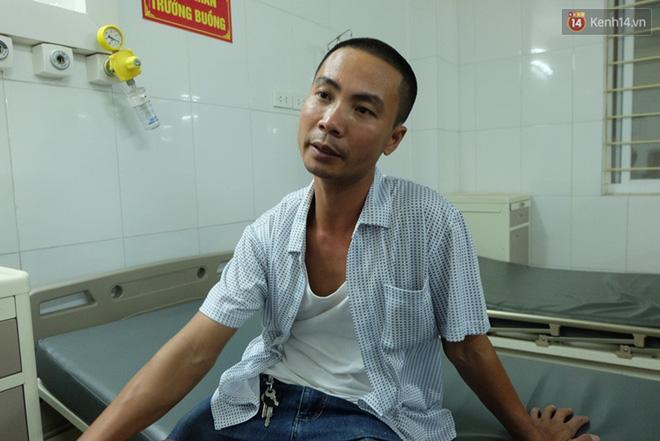 Người thân không nhận ra nam sinh mắc kẹt dưới gầm ô tô Camry sau tai nạn kinh hoàng ở Bắc Ninh - Ảnh 1.