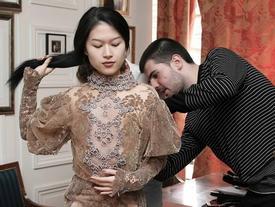 Ngọc Thanh Tâm chi tiền tỷ cho trang phục đi LHP Cannes 2017