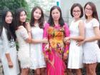 Gia đình có 5 hot girl xinh đẹp thiếu vắng cha từ bé gây 'sốt mạng'
