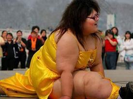 Clip hài: Đã béo rồi lại còn không được... khéo