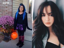 HOT: Xinh đẹp nóng bỏng là thế, ai ngờ Kaity Nguyễn một thời 'bé bự' không nhận ra