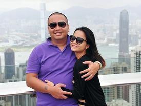 Ông xã Phạm Quỳnh Anh nói một lần cho rõ chuyện 'hôn nhân rạn nứt'