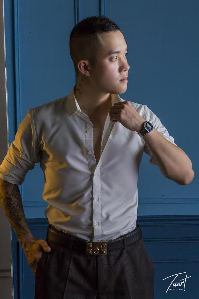 Rapper Young Uno, người trong mộng của bao cô gái 8X, 9X ngày ấy cũng thành chồng người ta rồi - Ảnh 7.