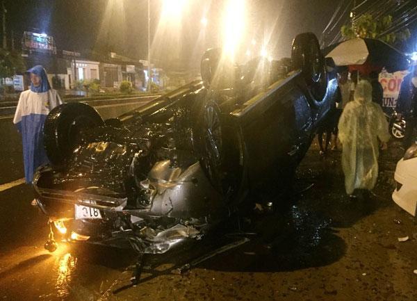 Gia Lai, tai nạn giao thông, tử vong, tai nạn liên hoàn, nữ sinh