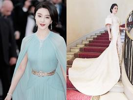Phạm Băng Băng, Lý Nhã Kỳ váy áo lộng lẫy dự khai mạc LHP Cannes