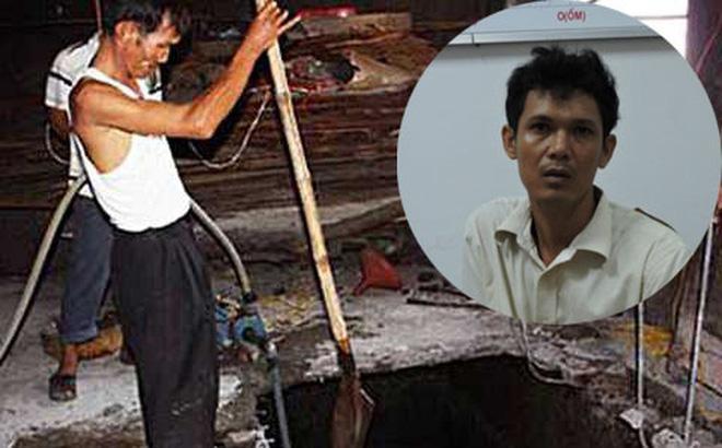 Manh mối giúp gia đình người phụ nữ bị chồng phân xác dưới hầm cầu kiên trì tìm kiếm - Ảnh 1.