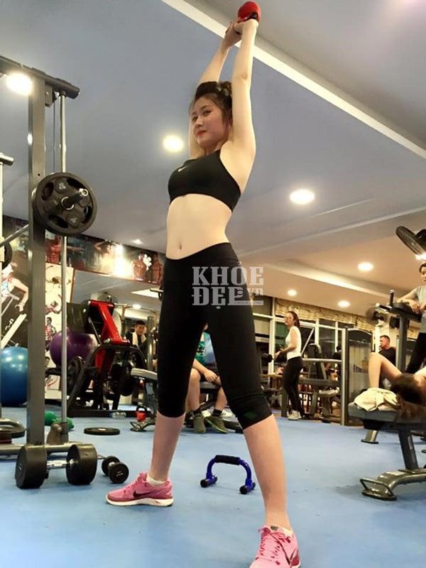 cach giam mo bung khong can an kieng tap cham chi