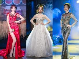 Dàn mỹ nhân Việt váy áo lộng lẫy không thua kém sao Hollywood trên thảm đỏ tuần này