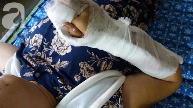 Ninh Bình: Phẫn nộ chồng tra tấn vợ như thời trung cổ, khi tưởng vợ chết liền cố thủ cắt tay tự tử - Ảnh 6.