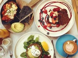 Bí quyết chụp ảnh đồ ăn đẹp của các Instagramer nổi tiếng