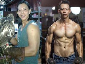 Hành trình thay đổi vóc dáng của chàng trai từng nặng gần 100 kg