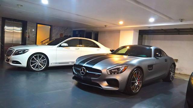 Cường Đô-la tậu thêm xe sang Mercedes-Benz S400 trị giá 3,8 tỷ Đồng - Ảnh 3.