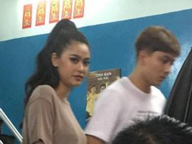 Trương Quỳnh Anh 'tay trong tay' đi ăn khuya cùng Tim giữa tin đồn ly hôn