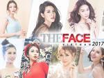 Lộ diện 9 nhan sắc cuối cùng lọt vào vòng ghi hình 'The Face 2017'