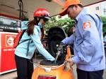 Giá xăng tiếp tục giảm kể từ 15h