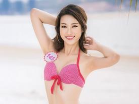 Hoa hậu Mỹ Linh làm cách này để không bao giờ phải lo chuyện tăng cân