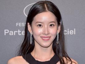 'Cô bé trà sữa' Trung Quốc bị chê xuống sắc khi xuất hiện tại Cannes