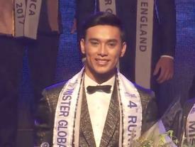 Thuận Nguyễn xuất sắc đoạt ngôi Á vương 4 'Mister Global 2017'