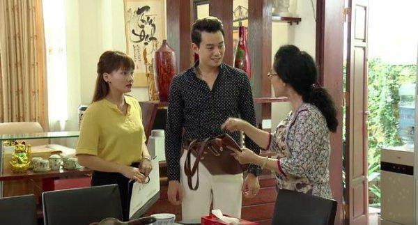 Anh Dũng, Sống chung với mẹ chồng, phim truyền hình, phim Việt Nam, sao Việt