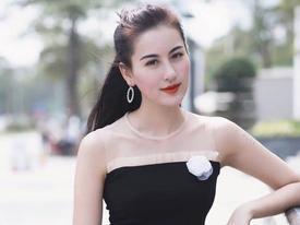 Hà Lade là thí sinh có số đo đẫy đà nhất The Face 2017