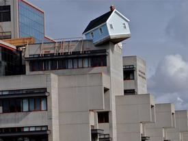 Ảnh hài: Những công trình mà kiến trúc sư cũng phải 'khóc thét'
