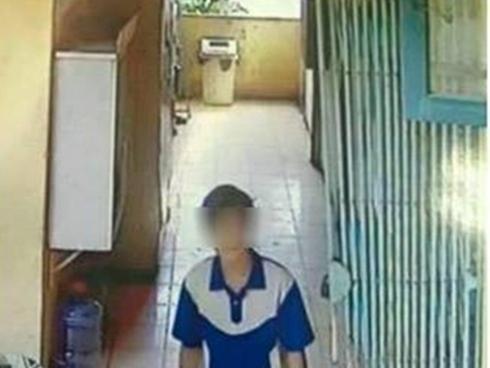 Bắt đối tượng đột nhập trường tiểu học xâm hại học sinh