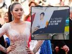 Đại diện đơn vị tổ chức khẳng định Lý Nhã Kỳ 'trong sáng và minh bạch' tại Cannes