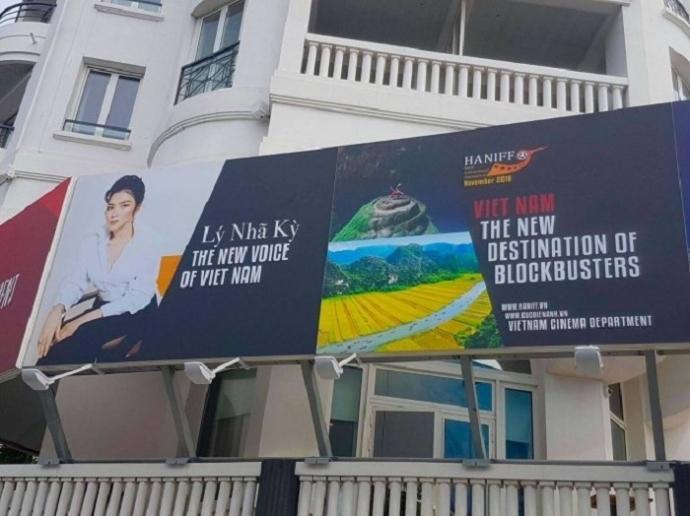Lý Nhã Kỳ 'trong sáng và minh bạch' tại Cannes 2017-1