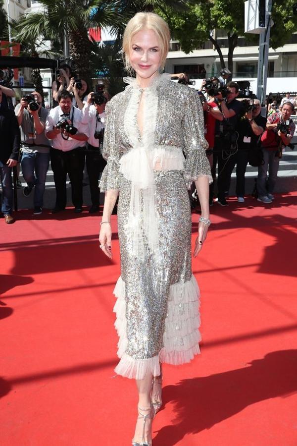 mỹ nhân Nicole Kidman nữ hoàng liên hoan phim cannes 2017