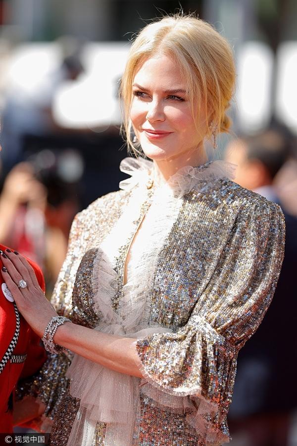 mỹ nhân Nicole Kidman nữ hoàng liên hoan phim cannes 2017-2