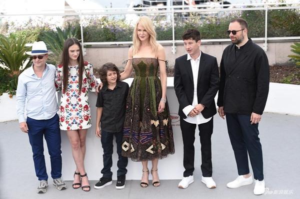mỹ nhân Nicole Kidman nữ hoàng liên hoan phim cannes 2017-7
