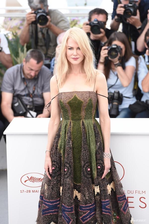 mỹ nhân Nicole Kidman nữ hoàng liên hoan phim cannes 2017-6
