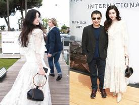 Chẳng cần ăn mặc cầu kỳ, Phạm Băng Băng vẫn đẹp xuất sắc tại Cannes
