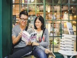 Địa điểm check-in sống ảo mới của giới trẻ Sài Gòn