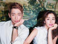 Kim Tae Hee xác nhận mang bầu cho ông xã Bi Rain
