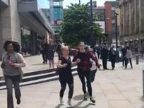 Lại nổ lớn ở trung tâm mua sắm tại Manchester (Anh)