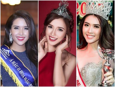 The Face 2017: Cuộc chiến của những nhan sắc hoa hậu