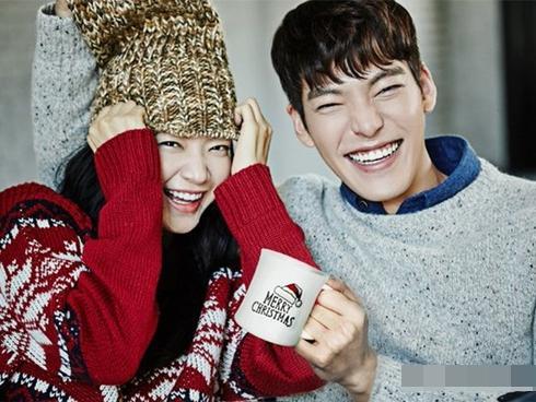 Shin Min Ah luôn ở bên và chăm sóc Kim Woo Bin trong quá trình điều trị